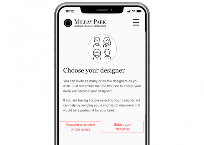 Select your partner in design