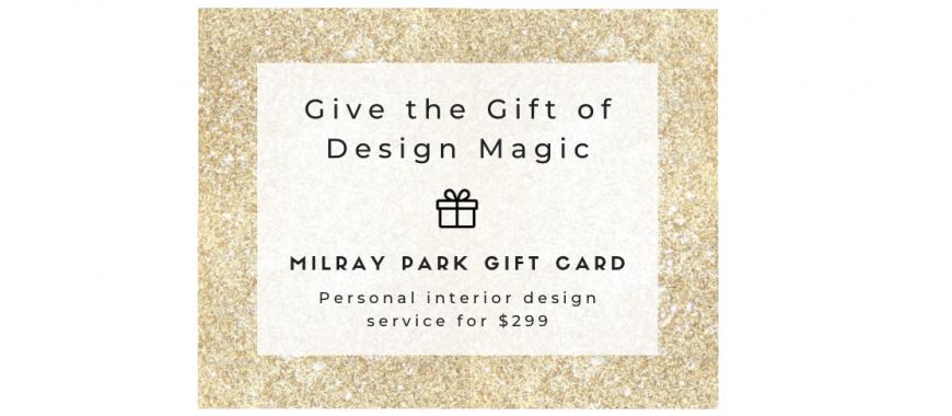 Milray Park Gift Card