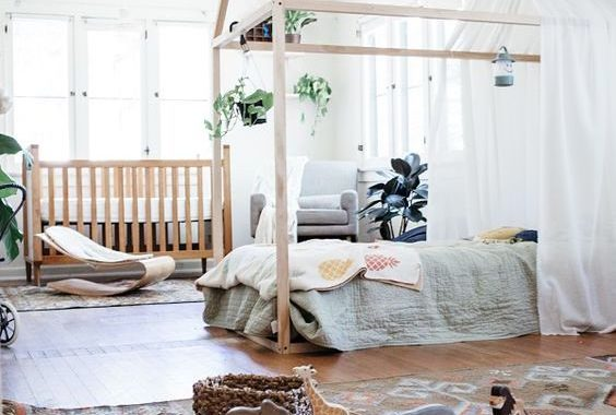 How to Create a Dreamy Kid's Room