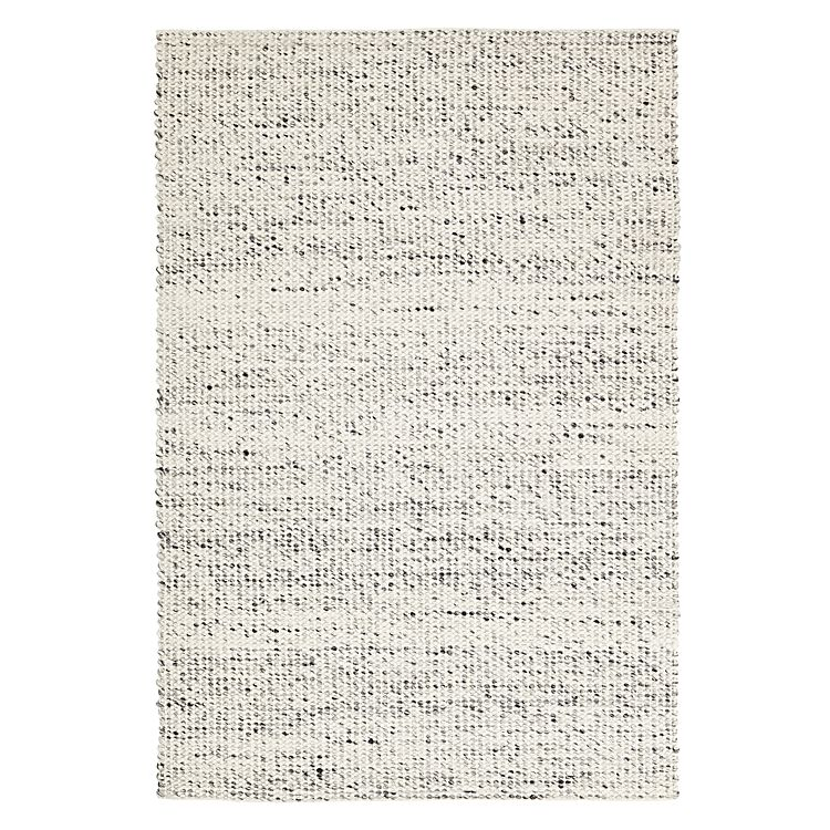 Amalia-Chunky-Weave-Wool-Rug-Grey