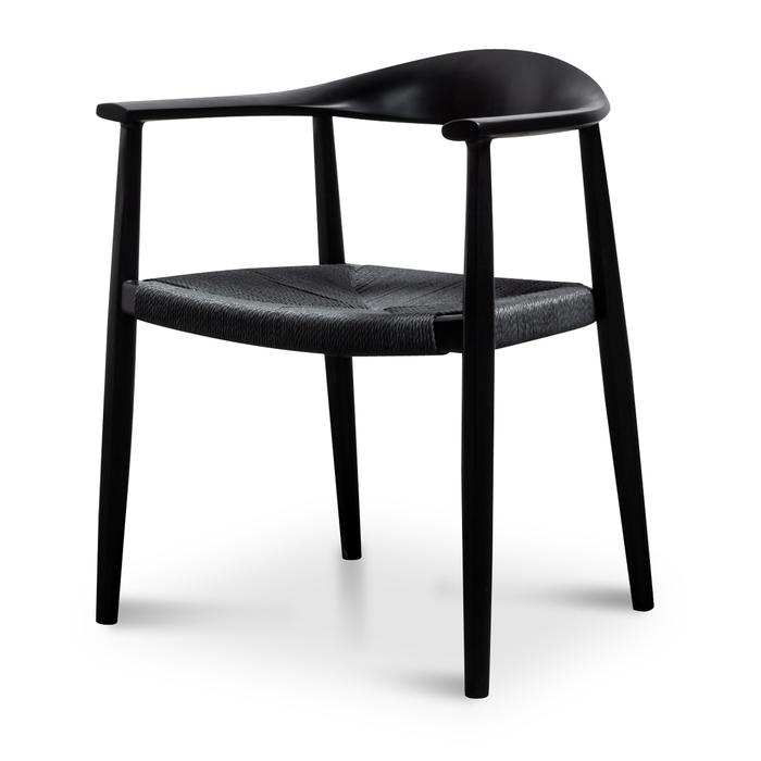 Sunday-Round-Dining-Armchair-Full-Black