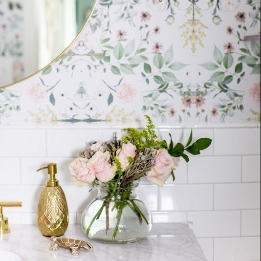 Spring-interior-trends-designers-cant-get-enough-of-floral-print