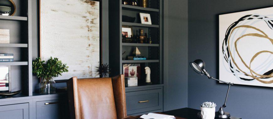30 Inspirational Home Office Interior Design Ideas