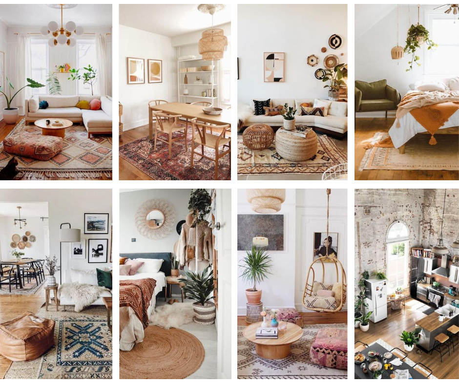 Best Tips to Achieve a Boho Style at Home